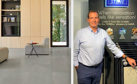 Interview de Mr. J. Dossche – Président USFloors International – COREtec®