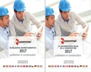 "Votre exemplair (digitale) gratuit ""Documentation Belge de la Construction 2017"""
